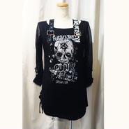 【ACDC RAG】 ガーゼロングTシャツ