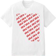 aka'aka オリジナルTシャツ