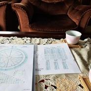 数秘&心理占星術コンサルテーション60分(2回目以降)スカイプ可