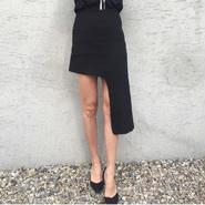 Asymmetric SK BLACK