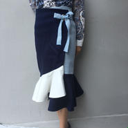 Mermaid Skirt BLUE