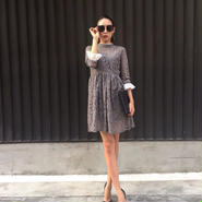 Lace Frill OP