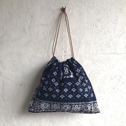 APPRECIATIVE Vintage   fabric purse bag bandanna I