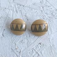 Vintage wood pierce