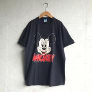 Vintage 80's Mickey mouse big tee  B