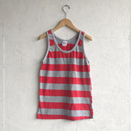 Used  border tank Gray×Red