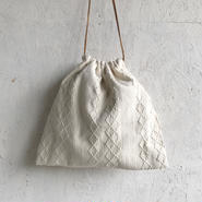 APPRECIATIVE Vintage fabric purse bag