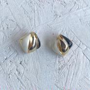 Vintage 3tone earring