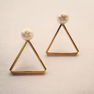 jour couture パールピアス