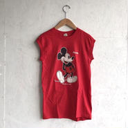 Vintage  80's SCREEN STARS mickey tank