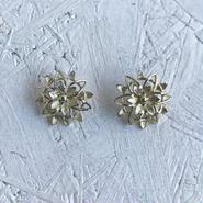 Vintage Sun flower earring