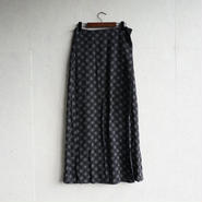 Used  geometric long skirt