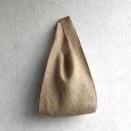 APPRECIATIVE hemp shopping bag