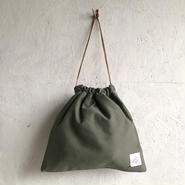 APPRECIATIVE Vintage  fabric purse bag military A