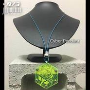 D/3/ディースリー サイバーペンダント Cyber Pendant