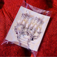 Phantom Jewelry/ファントムジュエリー 銀の燭台ピアス