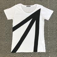 ARROW TEE  Ladies (White)