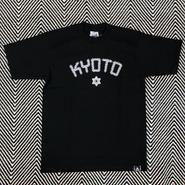 BAKIBAKI x KYOTO CITY  TEE β (Black /  White)