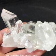 レインボーアーカンソー産水晶クラスターA
