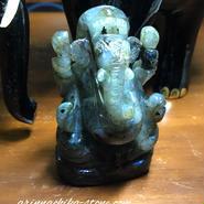 ラブラドライトガネーシャ神