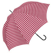 【a.s.s.a】SL004 ギンガムチェック 雨傘