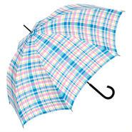 【a.s.s.a】RL096 マドラスチェック 雨傘
