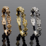 UNIKUS Ring -Arabesco Fiore(アラベスコフィオーレ)-