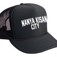 nanya kisan city mesh cap  ナンヤキサンシティ メッシュキャップ