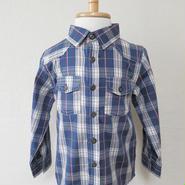 OUTLET【SALE】Cadet Rousselle チェックシャツ (12074-5)