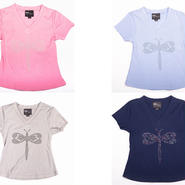 Calisson Paris Tシャツ (14241)
