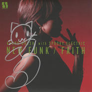 《サイン盤》大橋歩夕 with SPOOKY ELECTRIC「NEW FUNK / FAITH」7'Vinyl