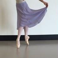 《訳あり》DECO Dancewear リハーサルスカート