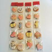 プチクッキー5連