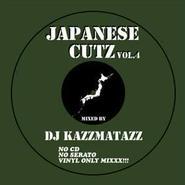 DJ KAZZMATAZZ - JAPANESE CUTZ VOL.4 [MIX CD]