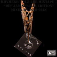 RHYME&B / DEF JAM SPECIAL EDITION ( mixed DJ R-MAN )
