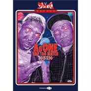 太華 & SharLee - AsONE -RAP TAG MATCH- 20151230 [DVD]