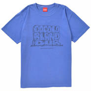 COCOLO BLAND DUB DYED TEE (BLUE)