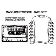 "MASS-HOLE - ""FOOD'S DEALER"" SPECIAL MIXTAPE SET (MIDNIGHT MEAL/2017)【限定】"