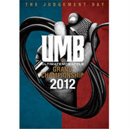 ULTIMATE MC BATTLE - GRAND CHAMPION SHIP 2012
