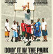 Doin' It In The Park/Pick-Up Basketball, New York City-DVD-