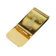 ORIGINAL BONG MONEY CLIP (GOLD)