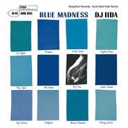「BLUE MADNESS」mixed by DJ IIDA