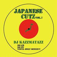 DJ KAZZMATAZZ - JAPANESE CUTZ VOL.7 [MIX CD]