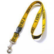 BIG LOGO NECK STRAP(YELLOW)