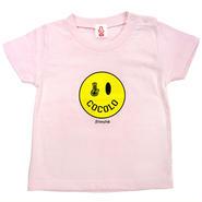 SMILEY BONG TEE (Lt-PINK) KIDSサイズ