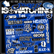 AZZ ROCK - STREET IS WATCHING 3 mixed by DJ KAZGOOD