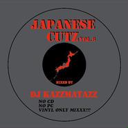 DJ KAZZMATAZZ - JAPANESE CUTZ VOL.6 [MIX CD]