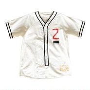 ベースボールシャツ/WHITE
