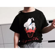 ★DNLD Tシャツ★white/Black