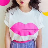 ★リップ Tシャツ★